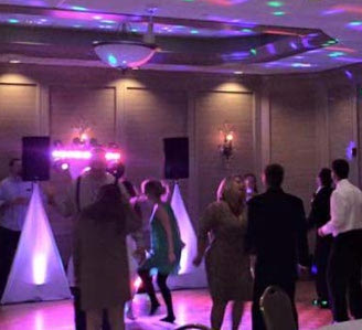 wedding dance sheboygan lights uplighting
